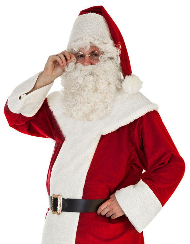 Engel, Rudolf, Weihnachtsmann: Kostüme für die Vorweihnachtszeit