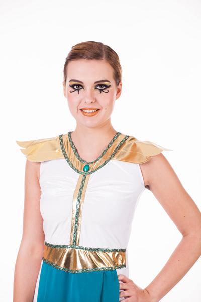 Schminkanleitung Cleopatra Buttinette Faschingsblog