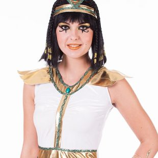 Cleopatra Schminkanleitung für Fasching und Karneval