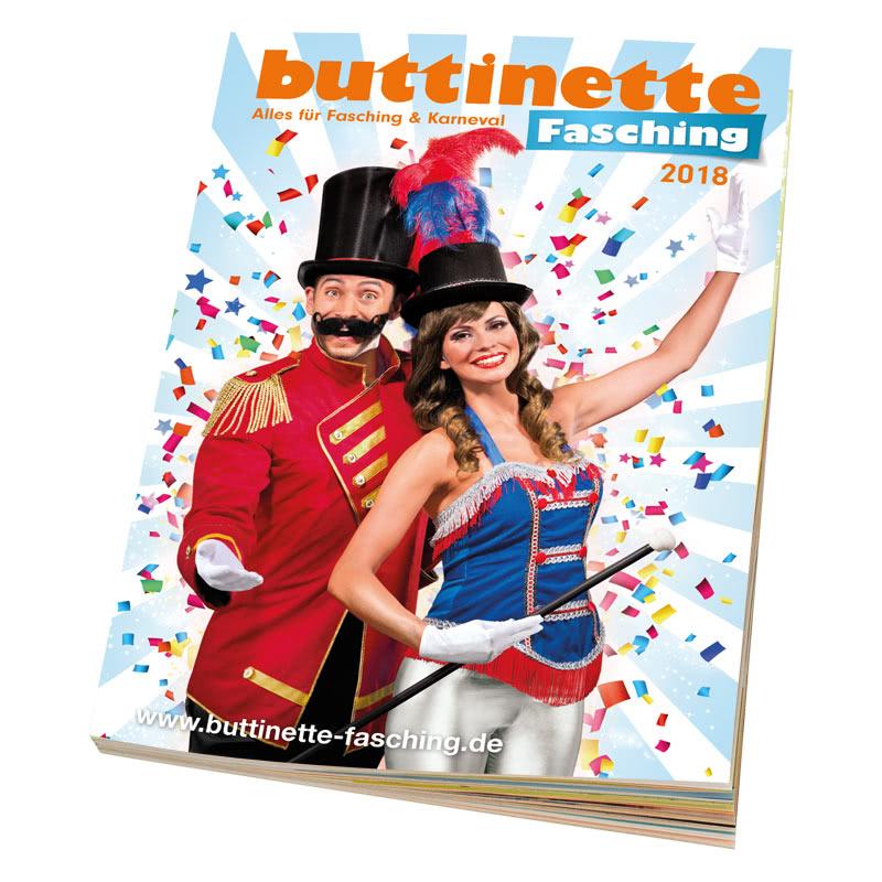 buttinette Faschingskatalog 2018