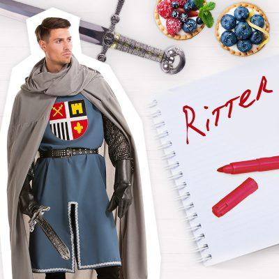 Kostümtipp: Ritter - Schmuckbild