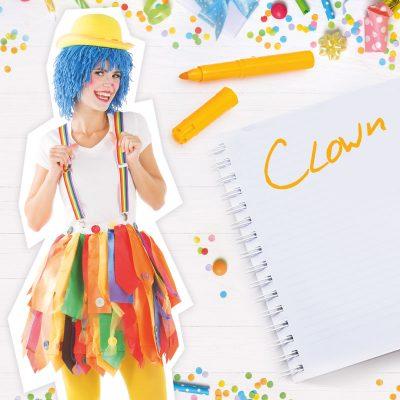 Kostümtipp: Clown - Schmuckbild