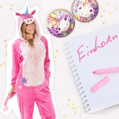 Kostümtipp: Einhorn - Schmuckbild