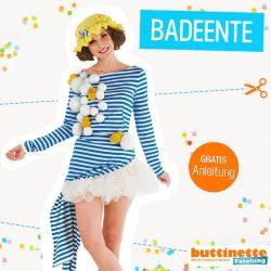 Kostüm Badeente