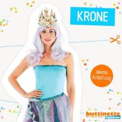 Krone Meerjungfrau